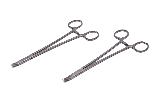* LOT OF (2) MEISTERHAND MH8-100 NEEDLE HOLDER 8-1/2""