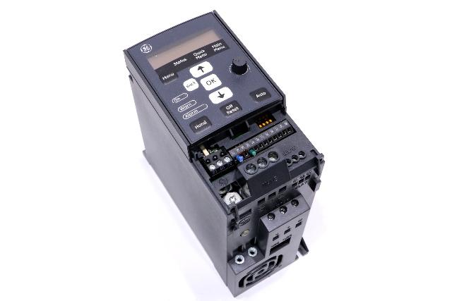 * GE AF-60 LP 6KLP43001X9A1 MICRO DRIVE 3.5/3AMP 1HP 460V *WARRANTY*