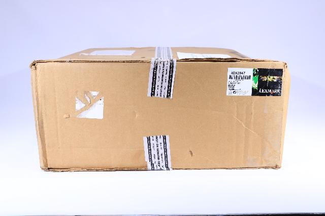 NEW OEM LEXMARK 40X2847 MAINTENANCE FUSER KIT