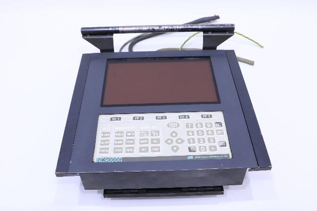 NISSEI PLASTIC NC9000G MONITOR