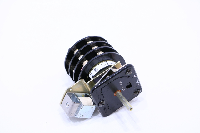 ELECTROSWITCH 7802D LOCK OUT RELAY SWITCH