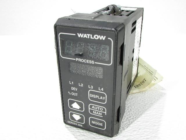 WATLOW 988A-11FE-JEGR TEMPERATURE CONTROLLER