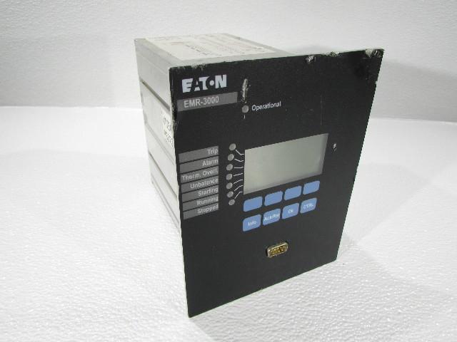 EATON EMR-3000A01A MOTOR RELAY