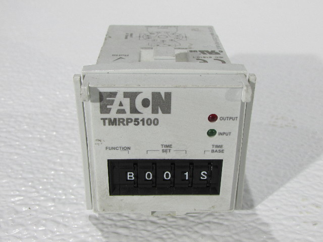 EATON  CUTLER HAMMER TMRP5100 10-FUNCTION TIME DELAY RELAY