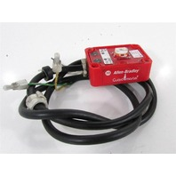 ALLEN BRADLEY GUARDMASTER LTD 440N-N15017 SAFETY SWITCH 24VAC/DC