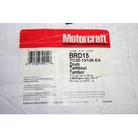 * MOTORCRAFT BRD15 REAR BRAKE DRUM YC3Z-1V126-EA NEW