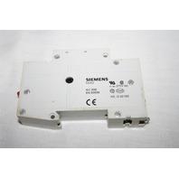 Lot of 3 Siemens 5SX2 1 Pole Circuit Breaker 230/400V