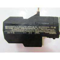 TELEMECANIQUE LR2-D1314 OVERLOAD RELAY BIMETALLIC