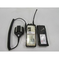 MOTOROLA RADIUS GP350 TRANSCEIVER & MICROPHONE P94MGC20A2AA