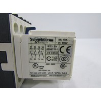 SCHNEIDER ELECTRIC LC1D09G7 CONTACTOR (2F12463)