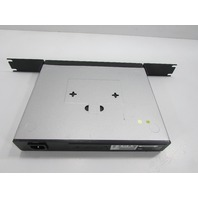 CISCO LINKSYS SR2024C 24-PORT 10/100/1000 GIGABIT SWITCH  WITH RACK EARS