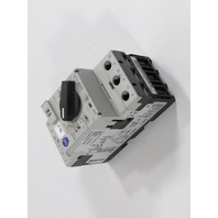 ALLEN BRADLEY 140M-C2E-B25 SER C 13376 CIRCUIT BREAKER