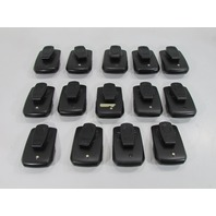 LOT OF 14 BLACKBERRY PHONES CASES W/CLIPS