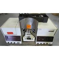 PERKIN ELMER 603 ATOMIC ABSORPTION SPECTROPHOTOMETER, ACCESSORIES