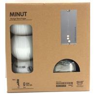 NEW IKEA MINUT MODERN 3 STRAND CEILING PENDANT LIGHT LAMP