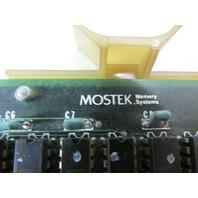MOSTEK MK8005 REV D MK8005-A PLC PCB BOARD SD06857