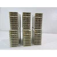 LOT OF 6 - FUJI ELECTRIC TEMPERATURE CONTROLLER PYZ5NAY2-1Y