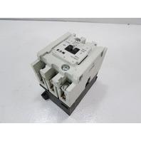 CUTLER HAMMER EATON CN15GN3 CONTACTOR NEMA 110-120V SD06887