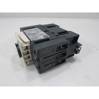 SCHNEIDER ELECTRIC LC1D40A CONTACTOR 120V COIL