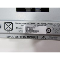 48VDC BATTERY MODULE MODEL 911-0133