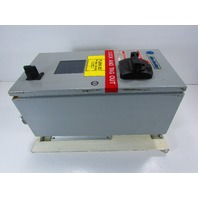 `` ALLEN BRADLEY 160-BA03SF1-AF-D13-DN2C-DS DRIVE 1-HP 3-PH. 460VAC W/ FUSED DISC. KEYPAD, ENCLOSURE