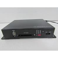 HD MEDIA PLAYER 305330-77-70A2 DC 12V VGA