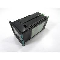 EUROTHERM 818S TEMPERATURE CONTROLLER 818S/TC/RLGC/NONE/NONE/NONE/J85/96/SF/03/0/200/C/NO/NO/E/IN/S/P////