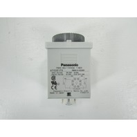 NEW PANASONIC PM4HS-H-AC240V MULTIRANGE TIMER