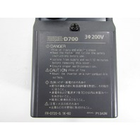 MITSUBISHI FR-D720-0.1K-60 INVERTER