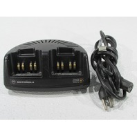 MOTOROLA BC6LMVIR01 BATTERY CHARGER