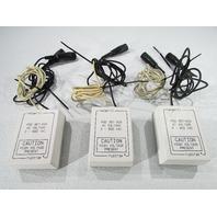 LOT OF 3 RUSTRAK RANGER II POD 367-000 DATA LOGGER AC CURRENT 0-600VAC