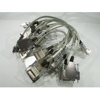 LOT OF (3) CISCO 72-2632-01 CAB-STACK-50CM STACKWISE STACKING CABLE