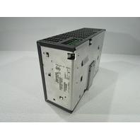 SIEMENS 6EP1-437-2BA10 POWER SUPPLY 40AMP 3PH 24VDC 400-500VAC 50/60HZ