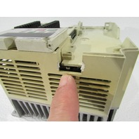 MITSUBISHI FR-E540-0.75K 1HP 460V AC DR