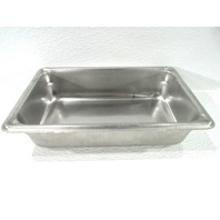 * VOLLRATH SUPER PAN II 3042-2 U 52 1.8 QTS. STAINLESS STEEL