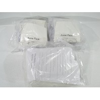 * LOT OF (3) LAERDAL ANNE FACE 310210 MANIKIN CPR WIPES, TUBE