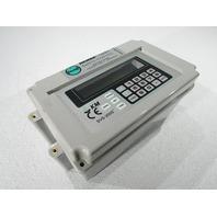 KISTLER-MORSE SVS2000 WEIGHT INDICATOR 115/230V 50/60HZ 30W