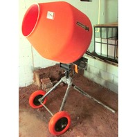 KUSHLAN PRODUCTS 1000DD 10CF 1HP DIRECT DRIVE CEMENT MIXER