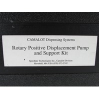 * CAMALOT ROTARY POSITIVE DISPENSING PUMP & SUPPORT KIT LOT