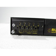 * RUGGEDCOM RX1000-F-RM-48-48-XX-XX-TX01-TX01-DS3-TC4-XX INDUSTRIAL STRENGTH NETWORKS ROUTER