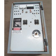 `` EXIDE SCRF 12-1-30 E BATTERY CHARGER