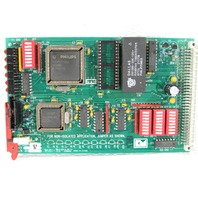 KISTLER MORSE 63-1245-01 PC BOARD ASSEMBLY MICROPROCESSOR