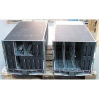LOT OF (2) HP C7000 HPK-HSTNS-1024 SERVER RACKS POWER SUPPLIES, EXC.