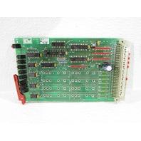 KISTLER MORSE 63-1275-01 REV F  PC BOARD ASSEMBLY MEASUREMENT COMPONENTS VARY