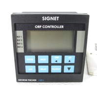 * NEW GEORG FISCHER SIGNET SCIENTIFIC 3-9040.111 ORP CONTROLLER 9040 INTELEK-PRO