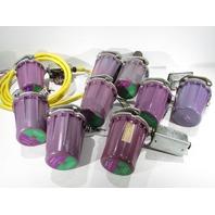 QTY. (1) HONEYWELL C7012 1104 UV FLAME DETECTOR PURPLE PEEPER 120V 50/60Hz