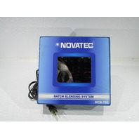 NOVATEC MCB750  BATCH BLENDING SYSTEM