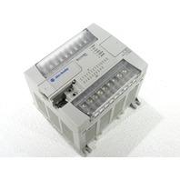 ALLEN BRADLEY 1762-L24BWA  MICROLOGIX 1200 FRN 12 14IN 10OUT DIGITAL 120/240V
