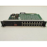NEW LANOPTICS TWM X744 ETHERNET BOARD