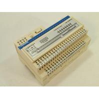 SCHNEIDER ELECTRIC  TELEMECANIQUE ABE7B20MPN22 TELEFAST SUB-BASE FOR TWIDO CPU 12I/8O